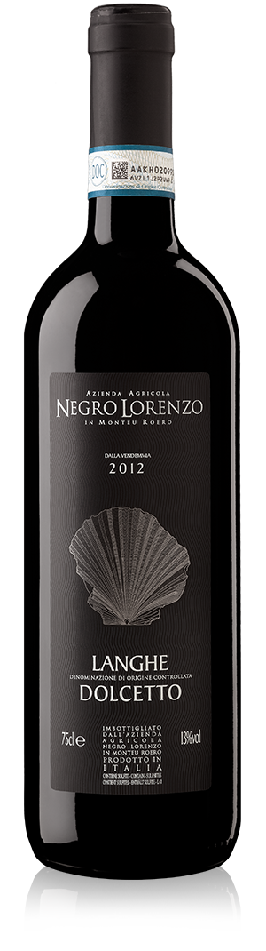 Negro Lorenzo Langhe Dolcetto